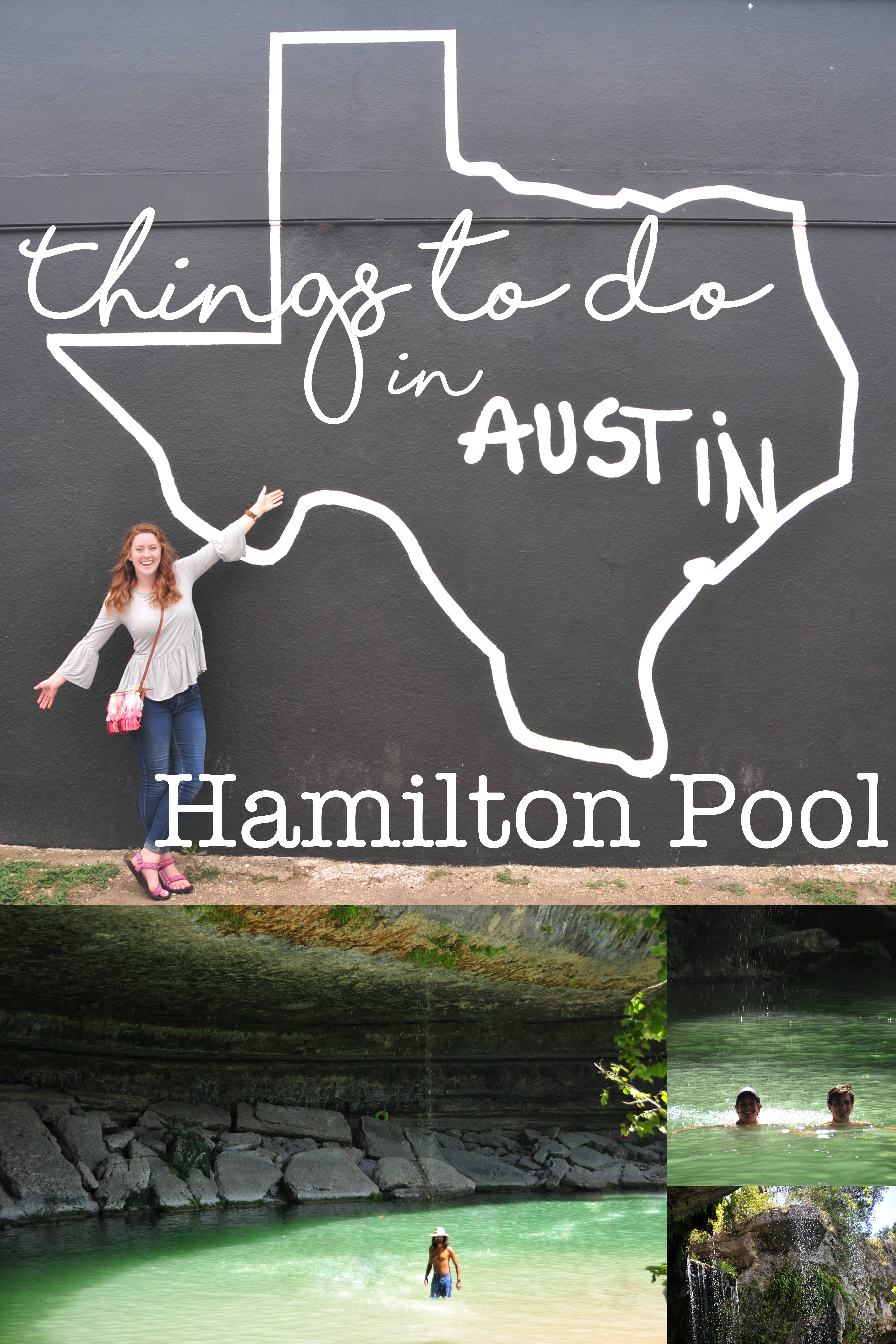 hamilton pool edition